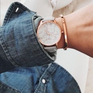MVMT Beverly Marble Watch